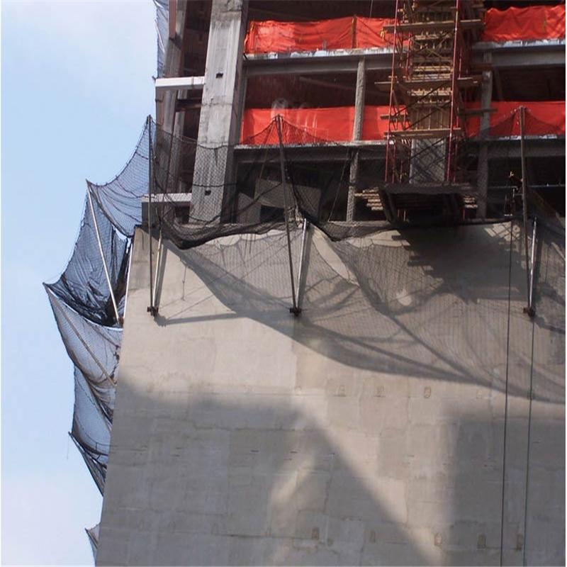 Heavy Duty Construction Horizontal Safety Net
