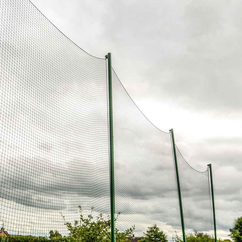 Fence Nets for Tennis Courts