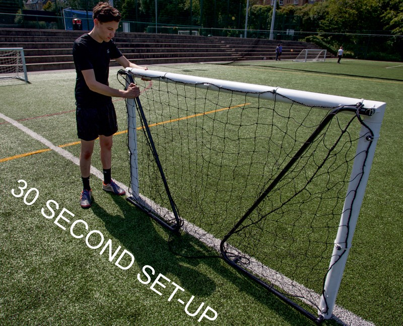 Match Folding Soccer Goal Net