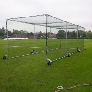 Mobile Cricket Cage Net