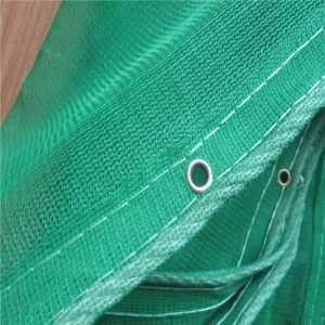 Green Safety Debris Netting