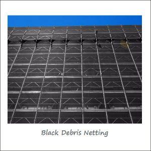 Black Debris Netting