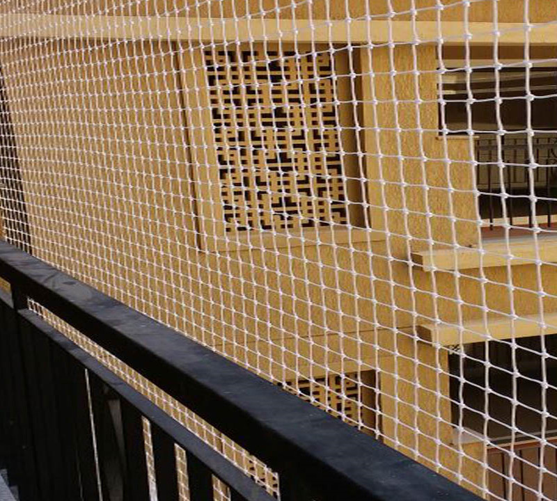 Balcony Safety Nets and Deck Netting