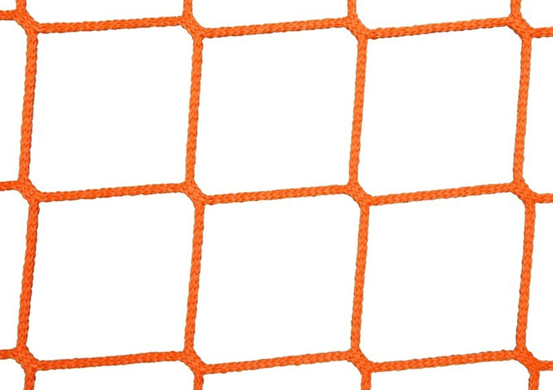 Orange HTPP Fall Arrest Safety Net