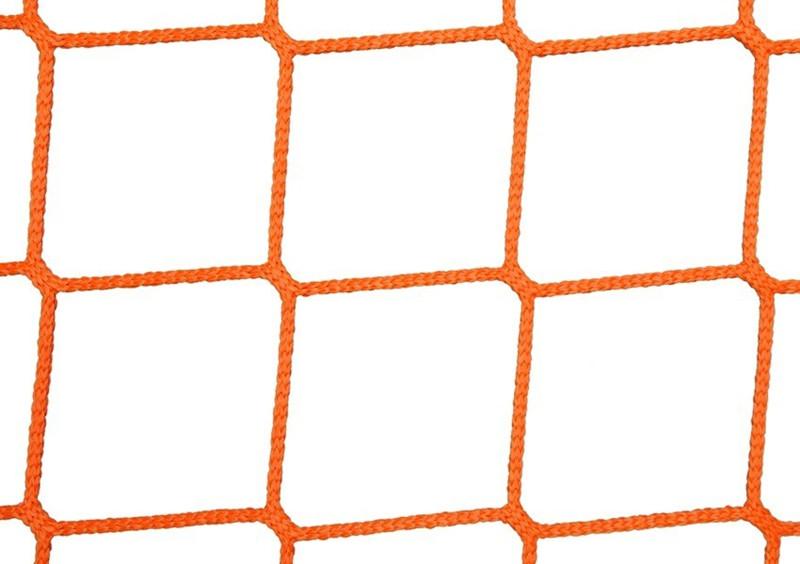 Orange HTPP Fall Arrest Safety Net