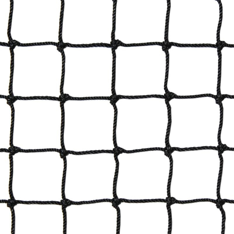 Knotted Nylon Twine Safety Net
