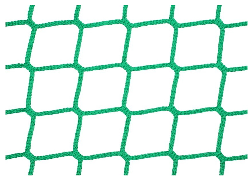 70mm Square Mesh And 5mm Cord HTPP Fall Protection Safety Netting