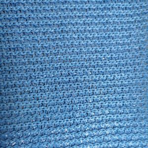 HDPE Blue Shade Cloth