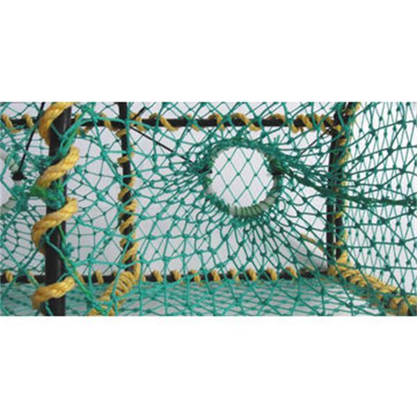D-Shaped Crab Trap