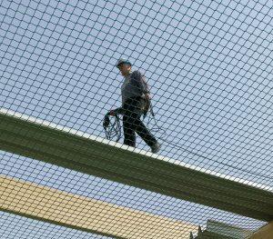 Class A2 Fall Safety Catch Net