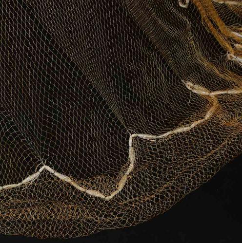 Nylon trawl net