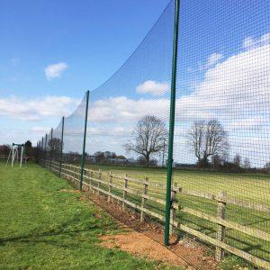 Cricket Ball Stop Netting
