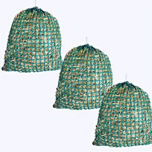 Round Bale Hay Net