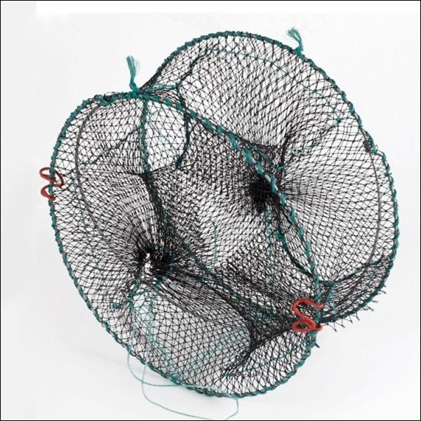 Collapsible Crab Net Crab Pot Crab Cage Crab Trap