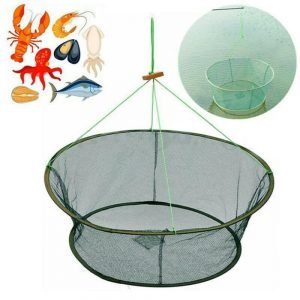 Foldable Crab Net Trap
