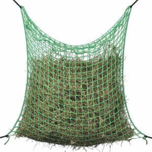 Square hay net