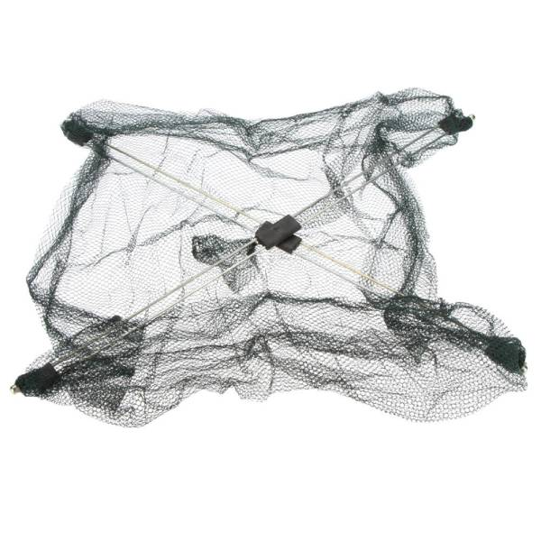 2 Sizes Foldable Mesh Baits Trap