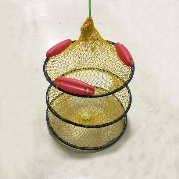 Nylon Material Crab Trap