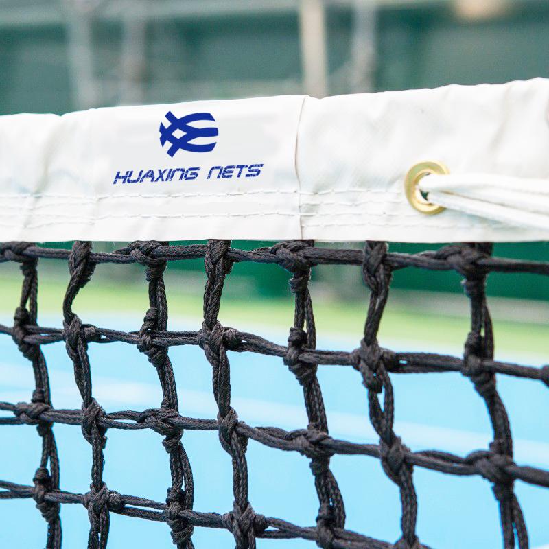 Tennis Championship Nets Double Mesh