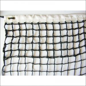 Tennis Championship Nets Double Mesh
