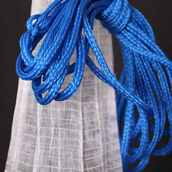 Nylon Monofilament Fishing Cast Net