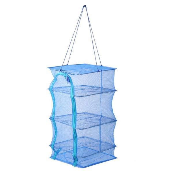 4 Layers Drying Fishing Net