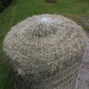 Horse Hay Round Bale Net Feeder