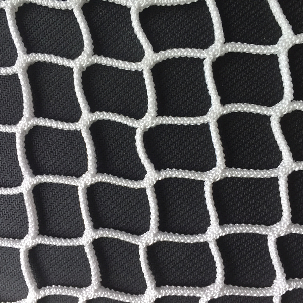 High strength knotless netting