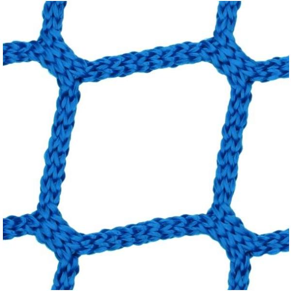 High strength knotless netting