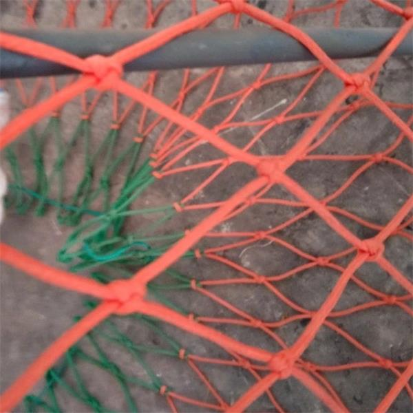 Commercial folding king crab cage