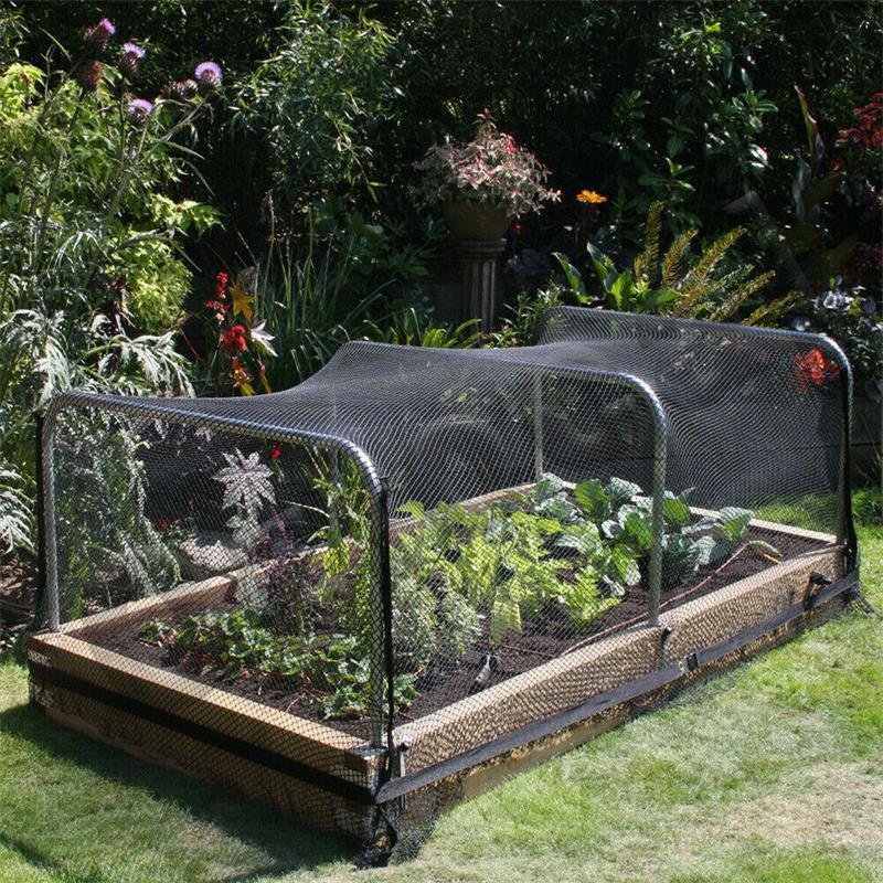Garden Anti-bird Fruit Veg Protect Cover Net