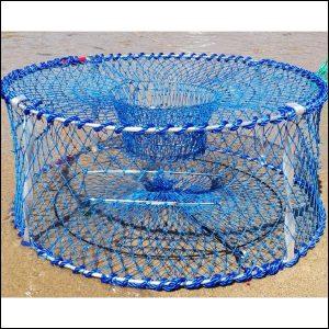 Collapsible Round Crayfish Pot