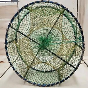 Big Welding Crab Fish Fishing Cage
