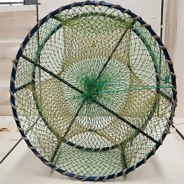 Big Welding Crab Fish Fishing Cage