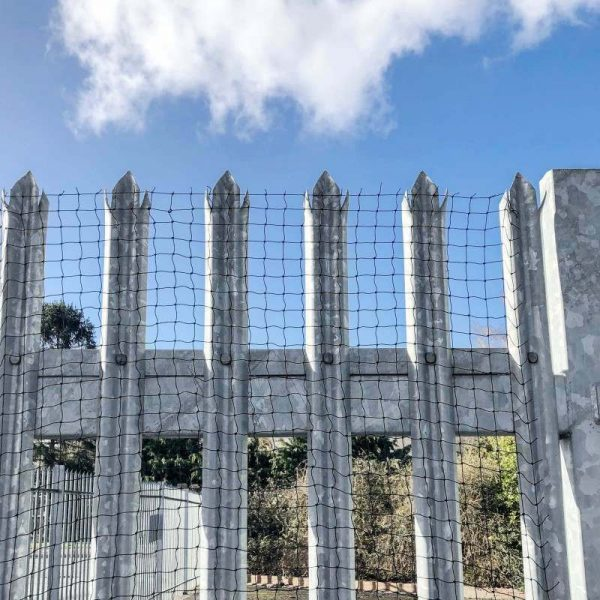 Heavy-Duty Starling Netting For Buildings