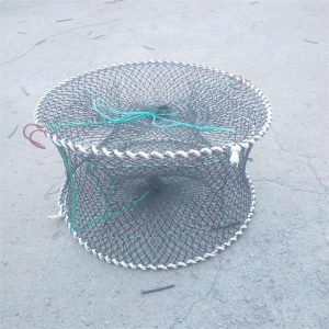 Foldable Crab Shrimp Trap Net