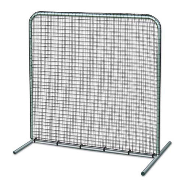 Baseball Protective Field Screen Nets
