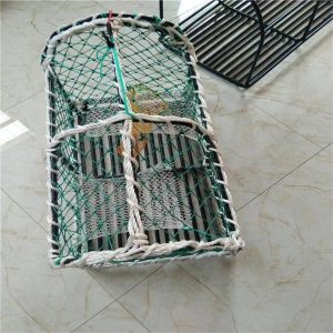 Marine fishing crab trap