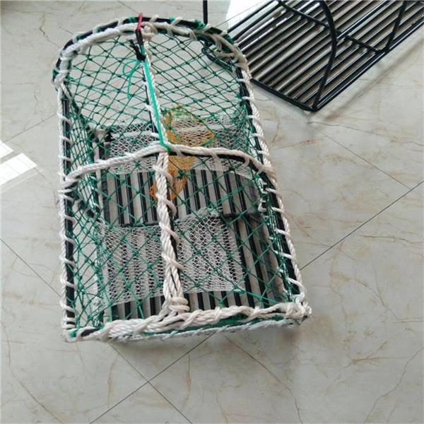 Marine fishing crab trap