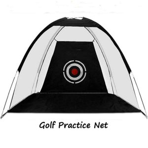 Portable Golf Hitting Practice Nets