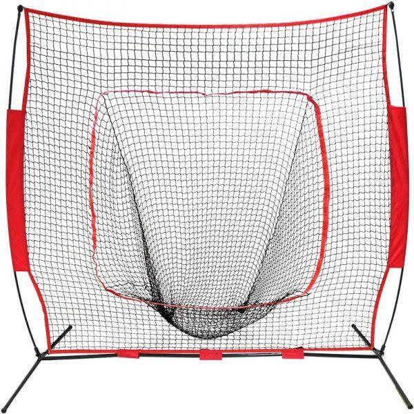 Portable Baseball Training Nets